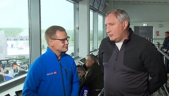 Дмитрий Рогозин: промышленный Урал достоин своей выставки