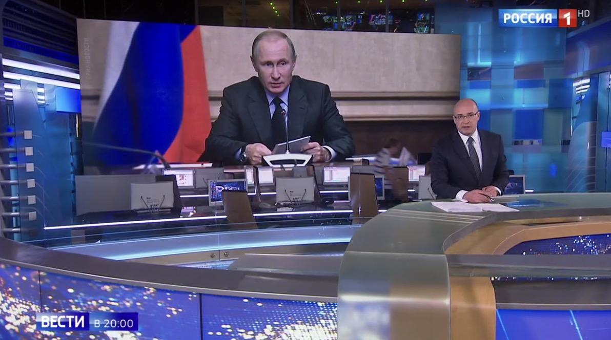 Путин назвал технологическую независимость ключевой задачей ВПК