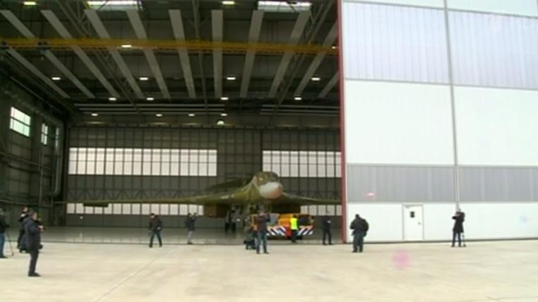 На летные испытания передан первый образец бомбардировщика Ту-160М2  На летные испытания передан первый образец бомбардировщика Ту-160М2